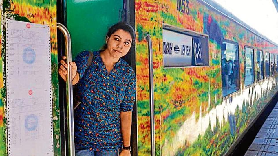 Currently, the Shatabdi Express covers the distance in about three hours and 30 minutes, travelling at a maximum speed of 110 kmh.