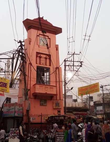 Historical clock tower,Gorakhpur,Uttar Pradesh