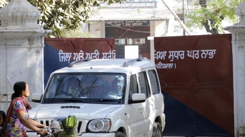 Nabha jailbreak,Vicky Gounder,Punjab prisons department