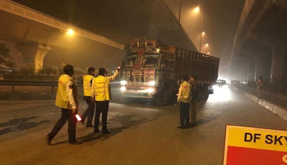 Delhi traffic,Delhi accidents,Drunk driving