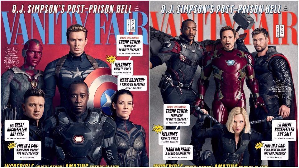Avengers,Avengers: Infinity War,Robert Downey Jr