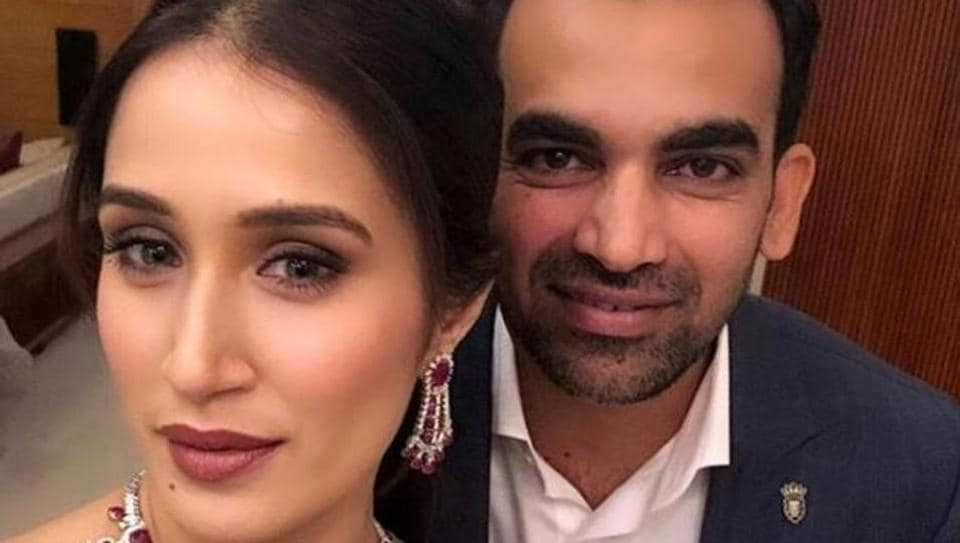 Sagarika Ghatge,Sagarika Ghatge Zaheer Khan,Actresses who married cricketer