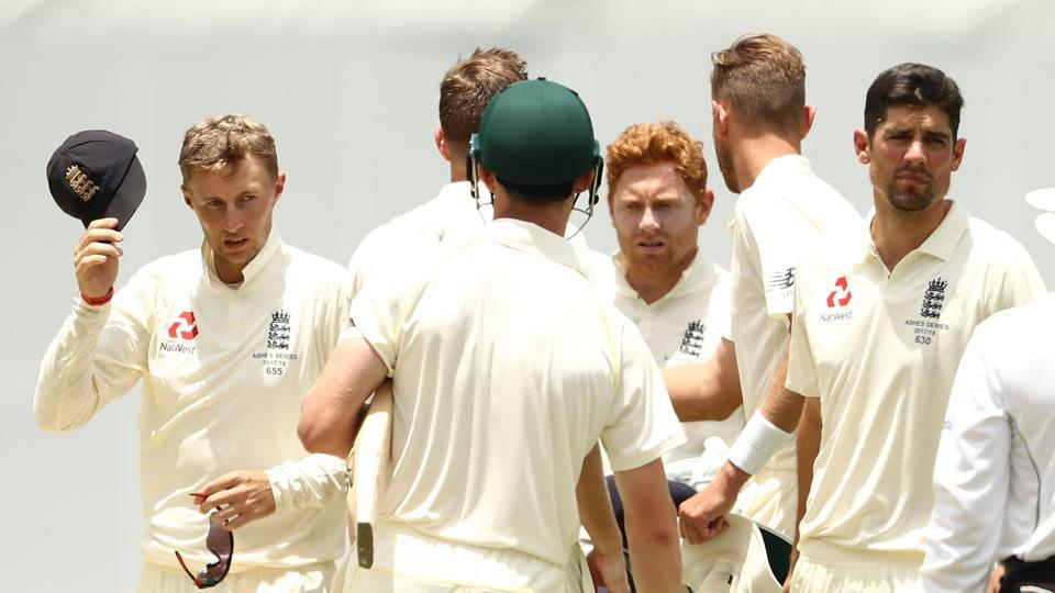 England's loss in the opening Test continued their woeful run in Australia where they have now lost six consecutive Tests.  (Getty Images)