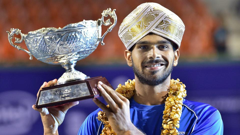 Sumit Nagal, who won the Bengaluru Open this month, achieved a massive leap in the latest ATPtennis rankings.