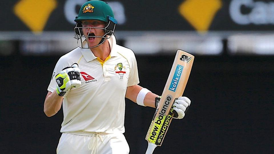 Steve Smith's unbeaten 141 proved vital in Australia's 10-wicket win over England in the first Ashes Test at the Gabba.