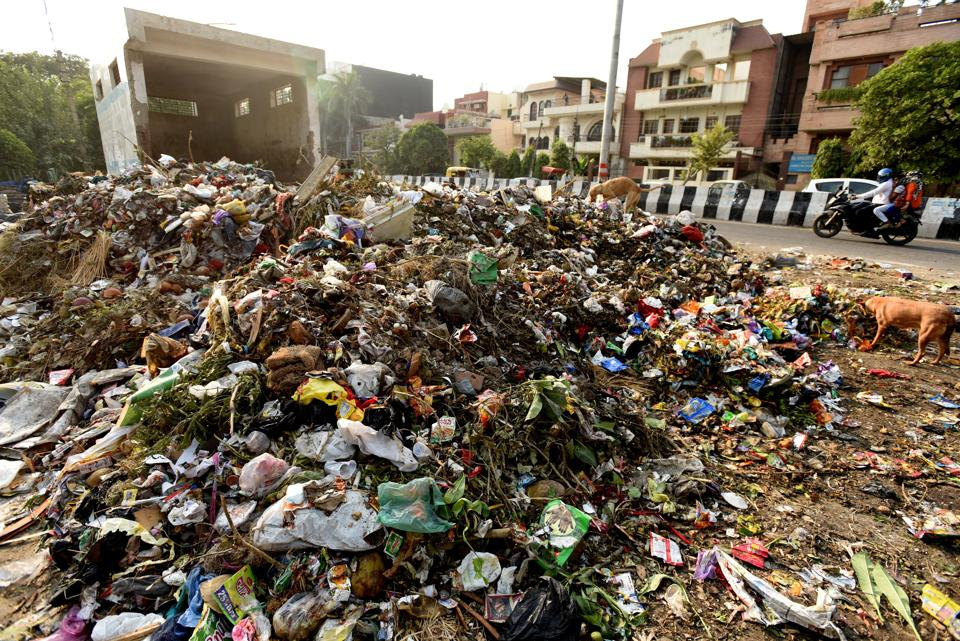 NCRPB,national capital region planning board,noida municipal waste