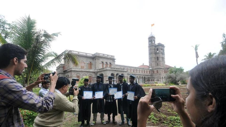 Pune university,SPPU,vegetarian