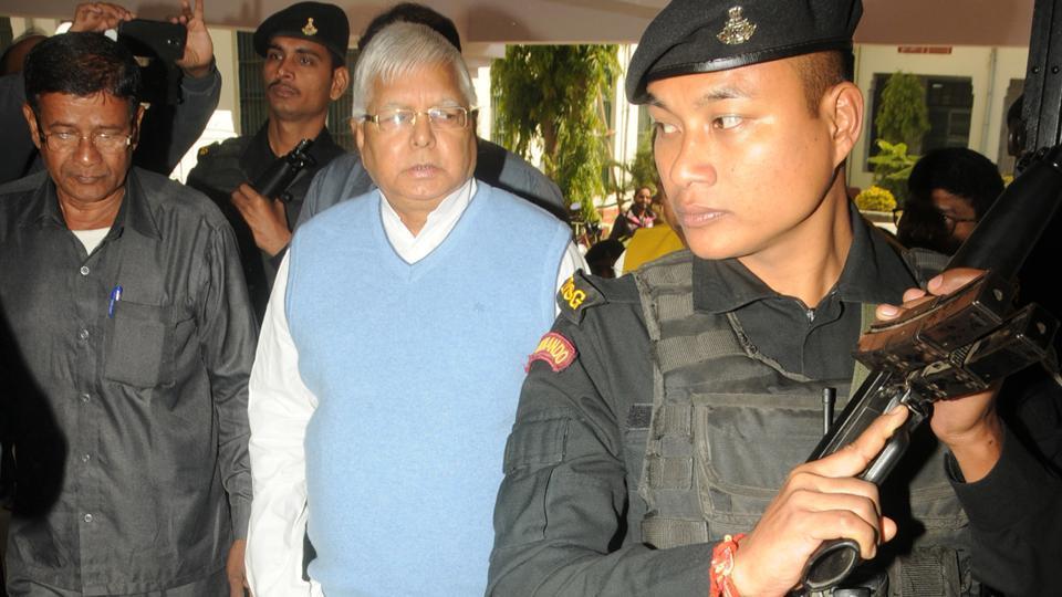 Lalu Prasad Yadav,Z+ NSG Security,RJD chief