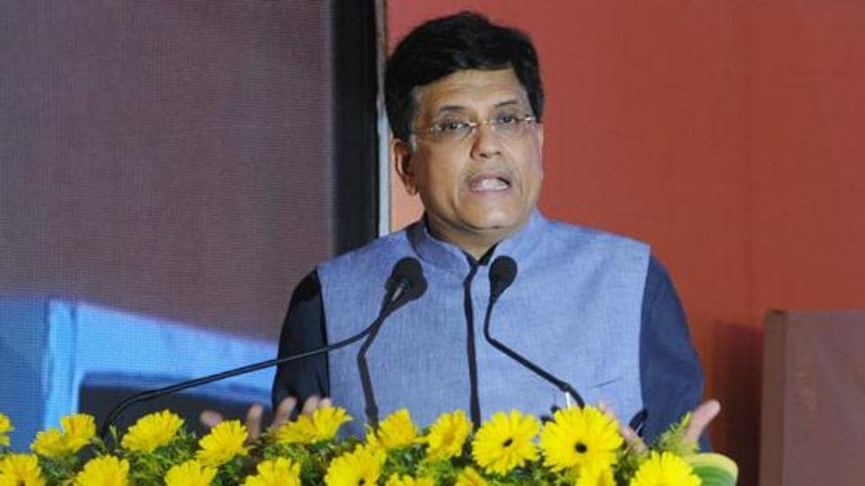 Piyush Goyal,Railway minister,Piyush Goyal hospitalised