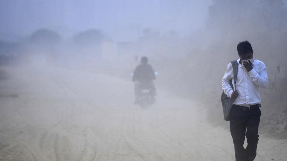 air quality,ambient air quality monitoring systems,Uttar Pradesh Pollution Control Board