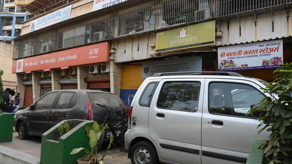 Navi Mumbai Bank Heist,Mumbai,Robbery