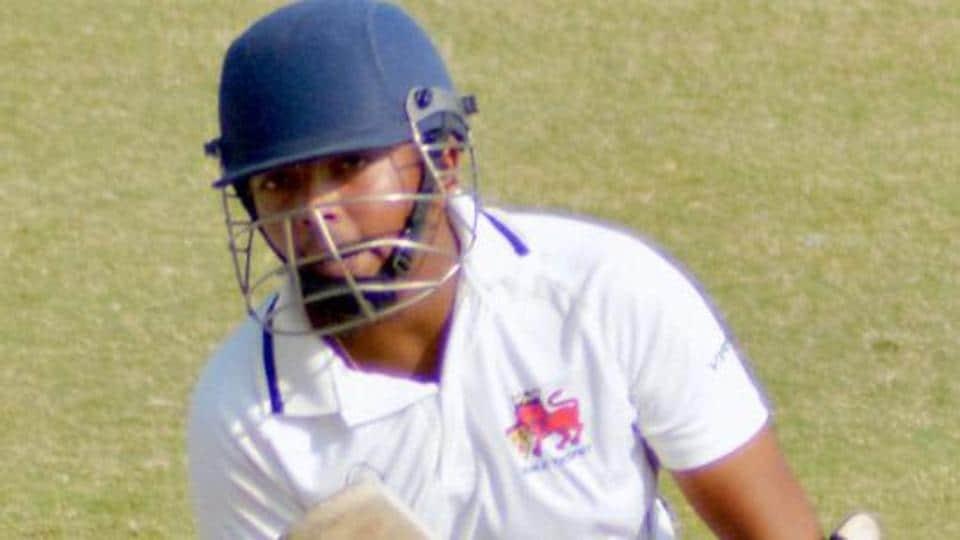 Ranji Trophy,Mumbai vs Tripura,Mumbai
