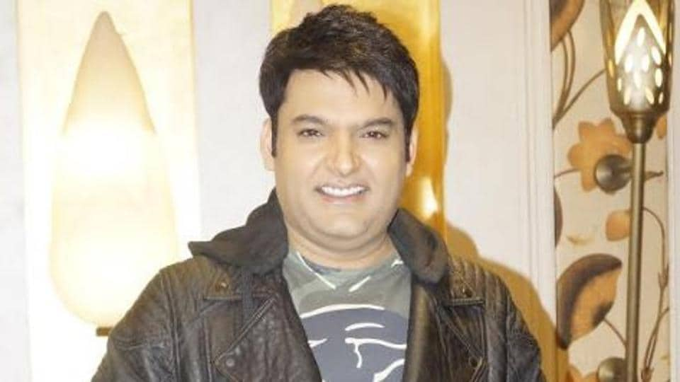 Kapil Sharma is ready to hit the screens with Firangi.