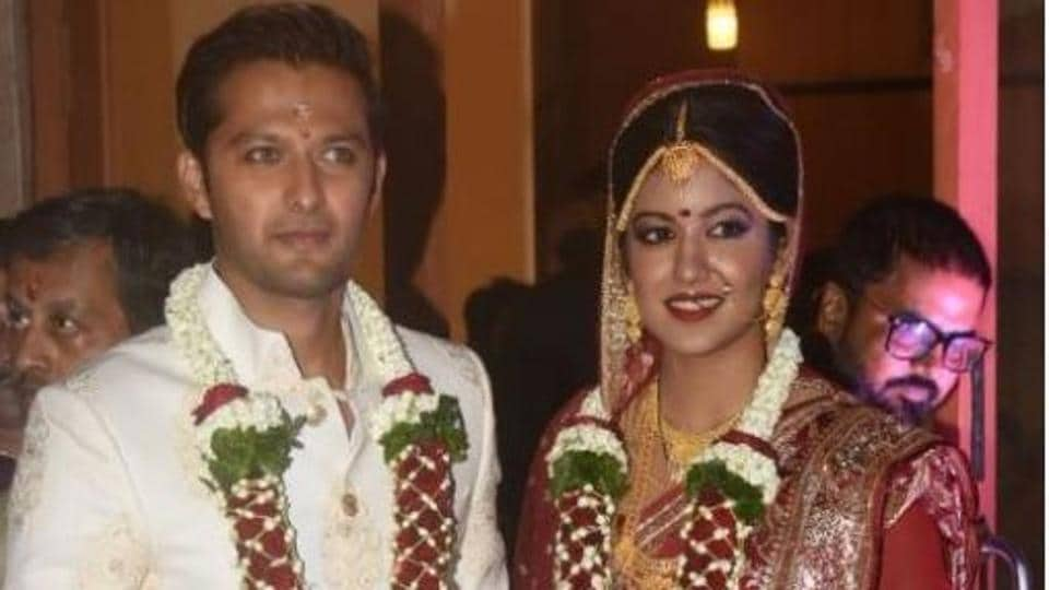 Vatsal and Ishita worked together in a TV show.