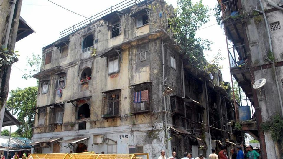BMC,Civic Body,Old Buildings