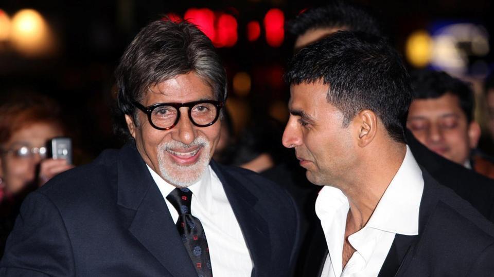 Akshay Kumar,Amitabh Bachchan,IFFI