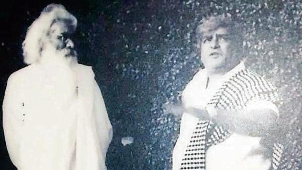 Prithviraj Kapoor,Sobha Singh,Andretta gallery