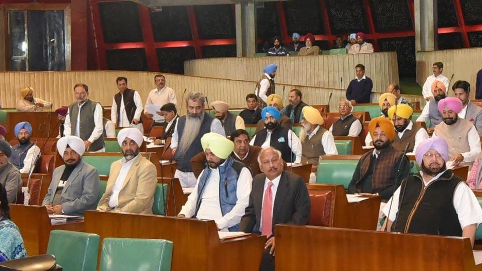 Punjab MLAs,Punjab assembly session,Brahm Mohindra
