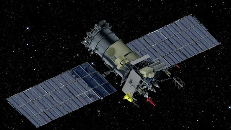 Vostochny,Satellite,Russia
