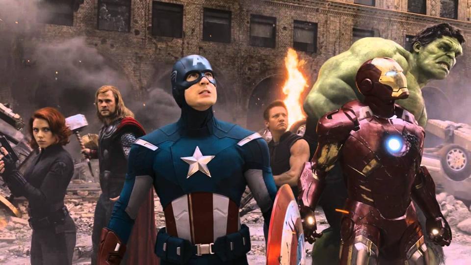Avengers,Avengers: Infinity War,Kevin Fiege