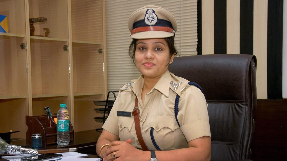 D Roopa Moudgil, who exposed the alleged VIP treatment being given to AIADMK leader VK Sasikala in Parappana Agrahara Central jail.