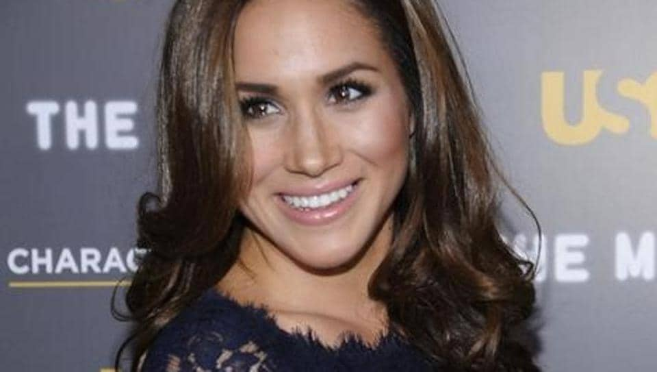 Actress Meghan Markle attends the USA Network and The Moth's Characters Unite Event in West Hollywood, California, in February 2012.