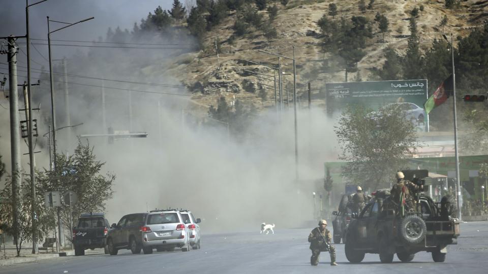 Islamic State,Taliban,Afghanistan