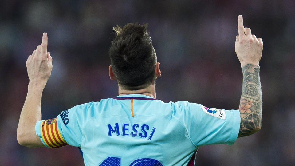 I can never be friends with Ronaldo - Messi
