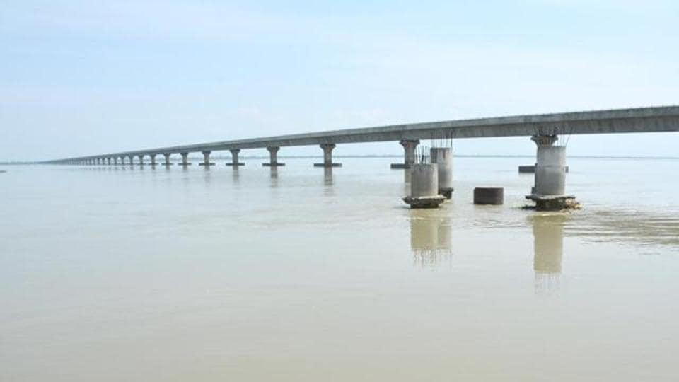 Siang river rises in Tibet as Yarlung Tsangpo  and reaches Assam to be known as Brahmaputra .