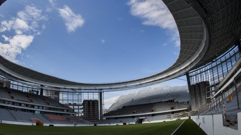 FIFA World Cup 2018,Russia 2018,Yekaterinburg Arena
