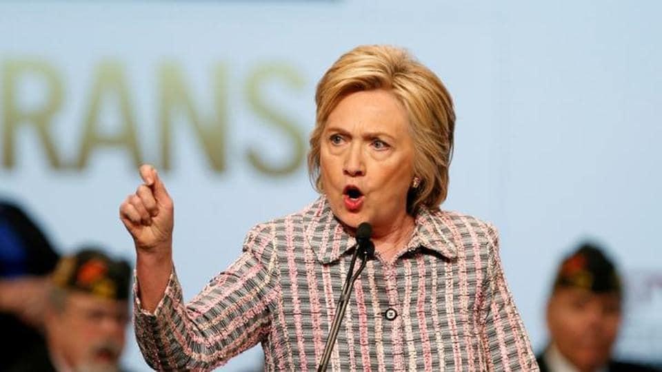 Hillary Clinton,Xi Jinping,US-China