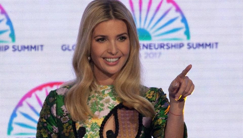Ivanka Trump keeps 18 hours reserved for site seeing, shopping in Hyderabad