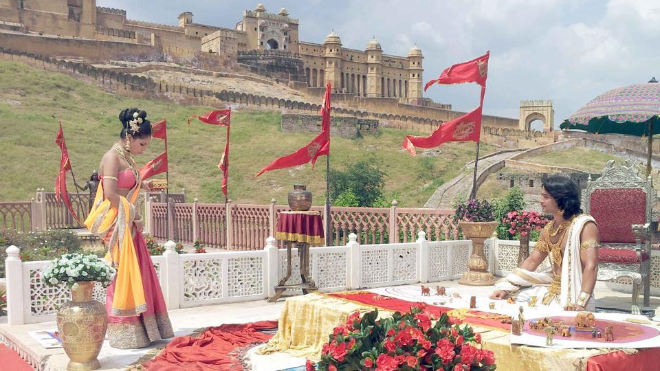 Rajasthan news,film shootings,historical sites