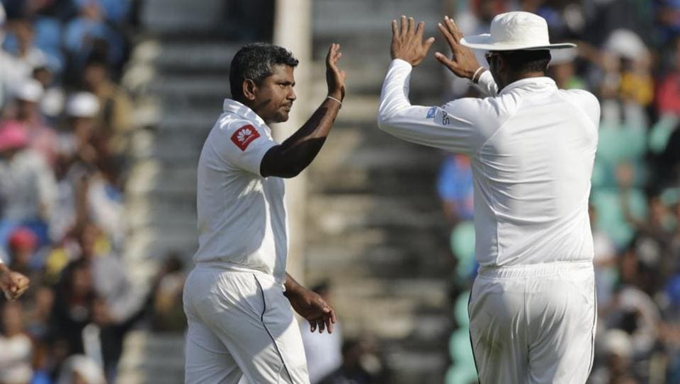 India vs Sri Lanka,Rangana Herath,Jeffrey Vandersay