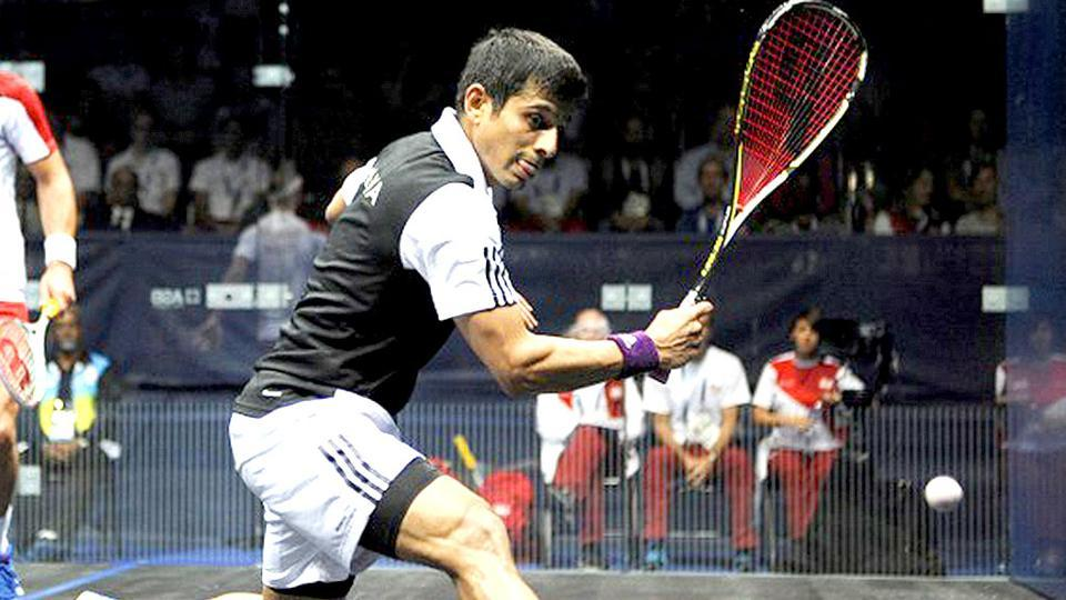 World Squash Championship,Indian squash team,Saurav Ghosal