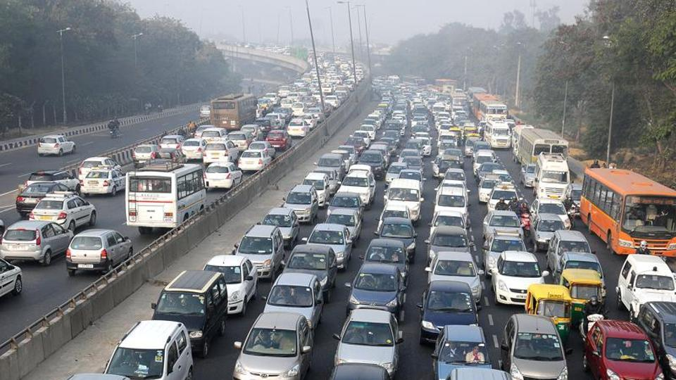 The 900-metre Rao Tula Ram Marg flyover that connects south Delhi with the airport is a traffic nightmare.