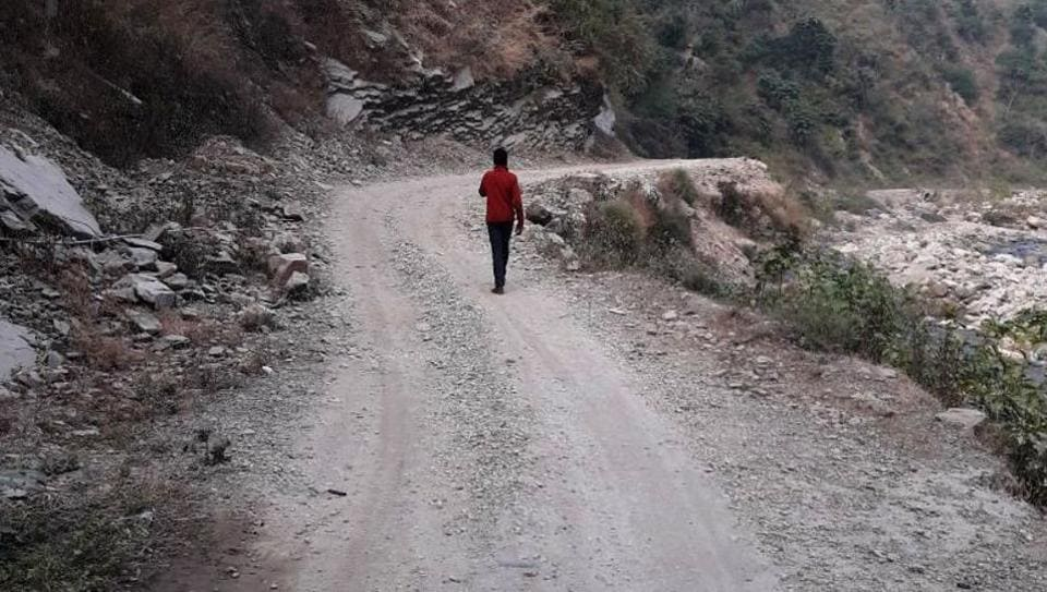 The 35-km stretch has not been repaired in the past several years.