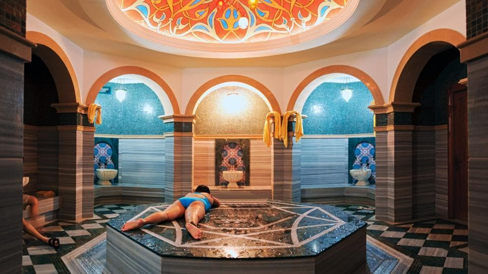 Why The Public Turkish Baths Are Not