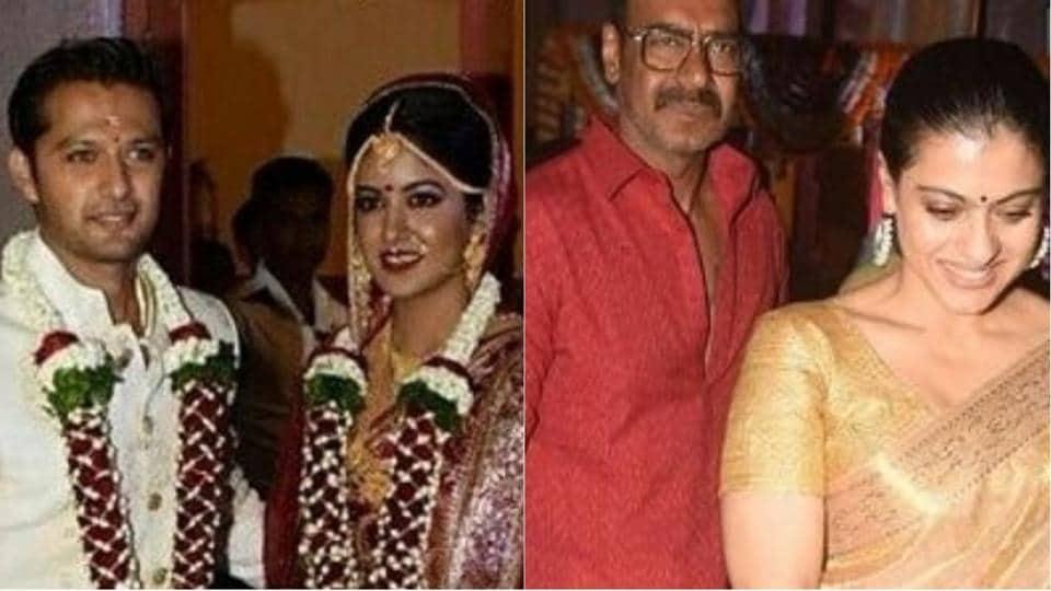 Ishita Dutta Got Married On Tuesday Her Drishyam Co Star Ajay Devgn And Bollywood