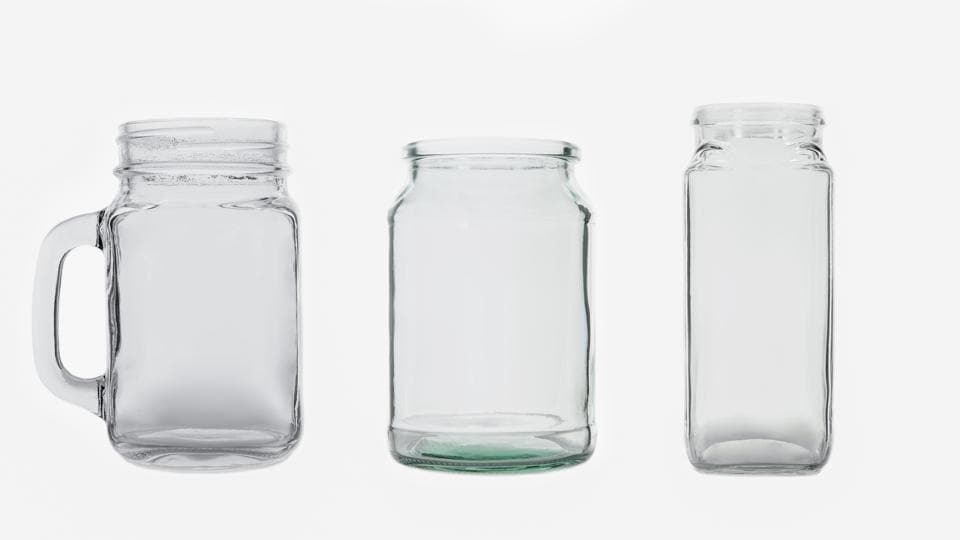 Only 40% glass is recycled in India due to lack of proper collection and segregation facilities and rest goes into a landfill where it bio degrades with time unlike other non-biodegradable packaging materials.