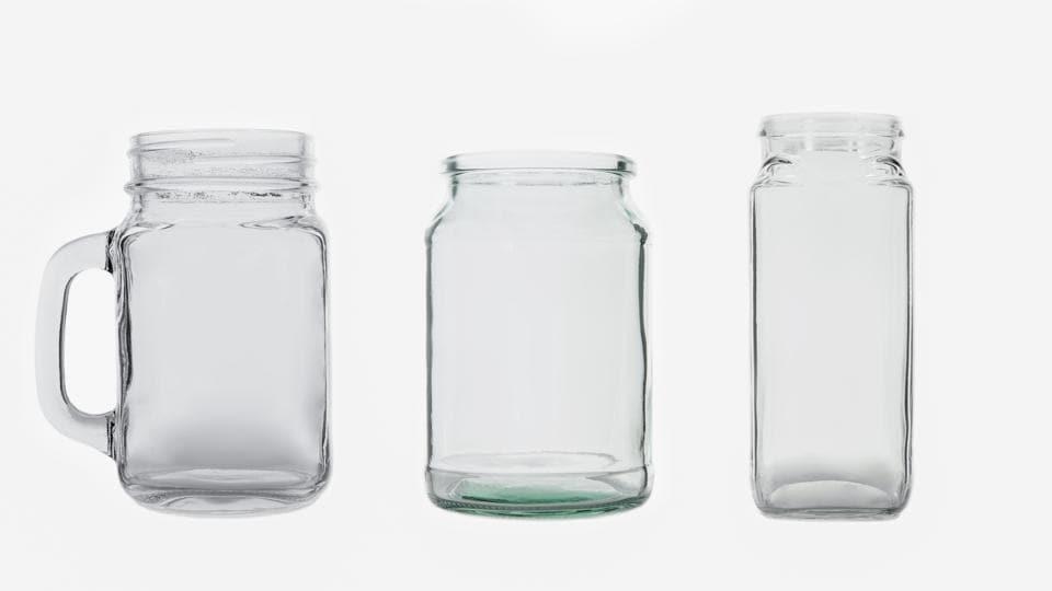 Glass bottles,Bottles study,Study on bottles