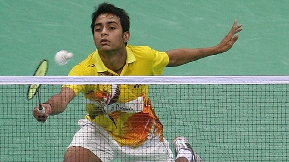 Apart from Sourabh Verma (in pic), the men's draw of the Tata Open Indian International Challenge Badminton tournament will feature rising players such as Giap Chi Goh and Lim Chi Wing of Malaysia, apart from India's Pratul Joshi and Lakshya Sen.