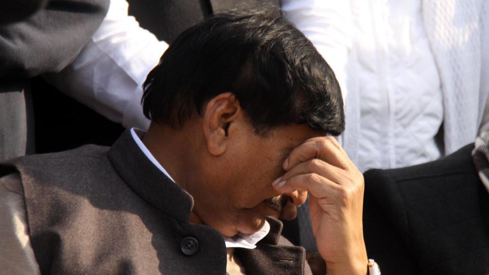 Shivpal Yadav,Samajwadi Party,Mulayam Singh Yadav