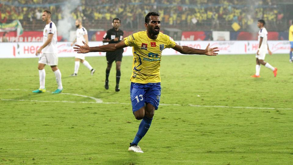 CK Vineeth had lost his central government job in 2016.