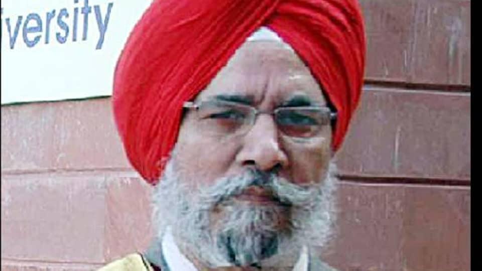NP Singh,PTU,Scam in PTU