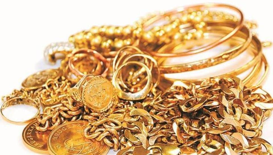 The accused stole a bag in which all the gold ornaments were kept.