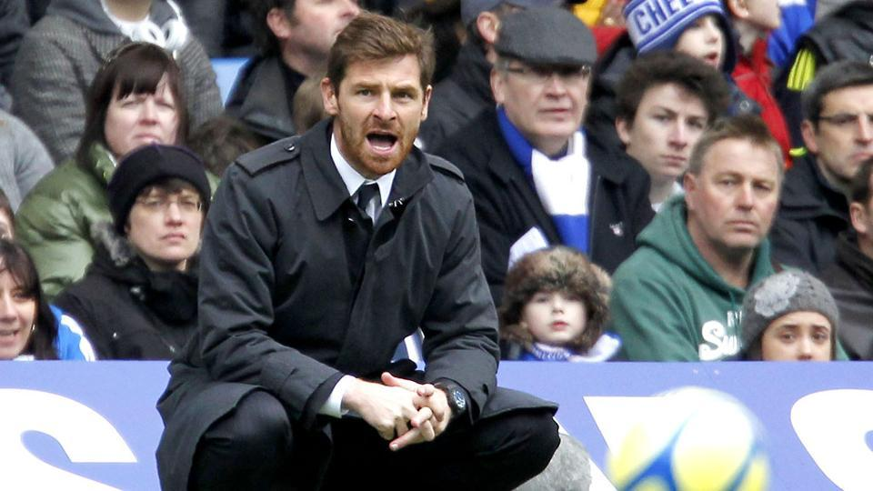 Chelsea FC,Tottenham Hotspur FC,Andre Villas-Boas
