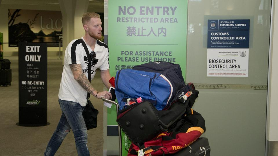 ECB distanced itself from Stokes's return to the country of his birth). (AP)