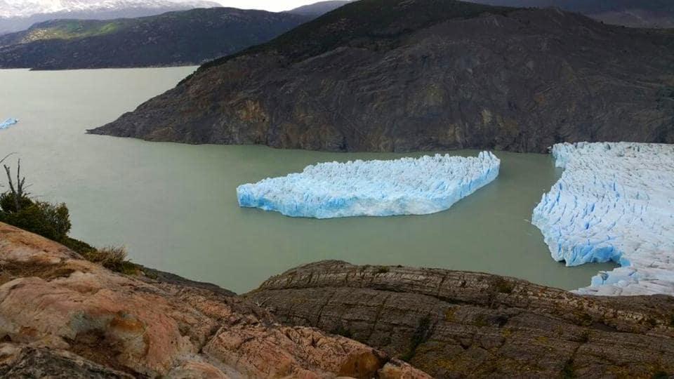 Iceberg,Chile,Grey glacier
