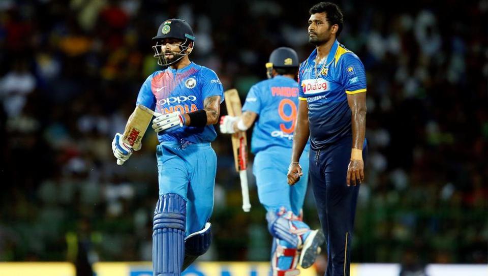 India vs Sri Lanka,Thisara Perera,Upul Tharanga